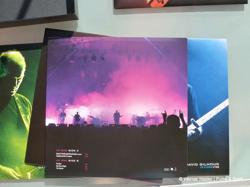 David Gilmour - Live in Gdansk Vinyl