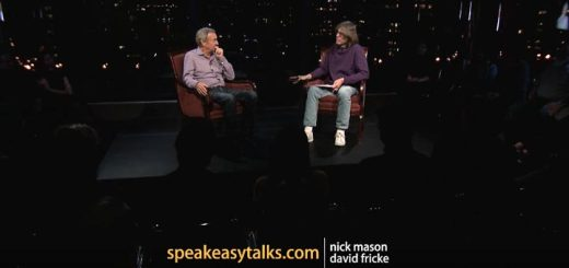 Nick Mason Interview David Fricke