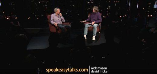 Nick Mason Interview David Fricke