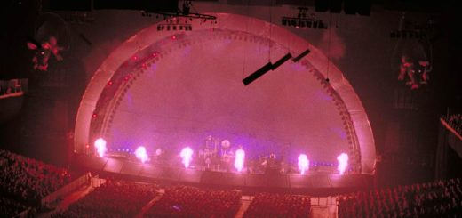 Pink Floyd 10.1994 London Earls Court