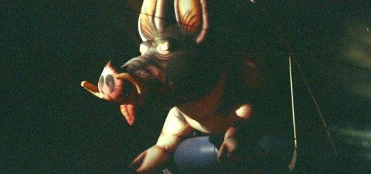 Pink Floyd 10.1994 London Earls Court
