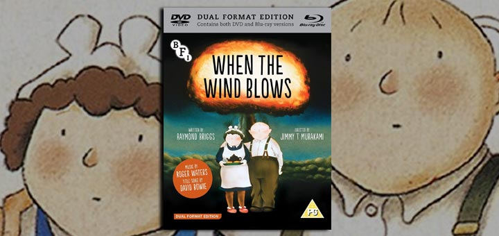 Roger Waters - When the Wind Blows (DVD + Blu-ray)