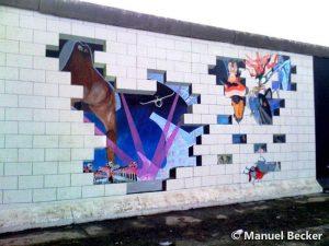 Berlin: East Side Gallery - The Wall