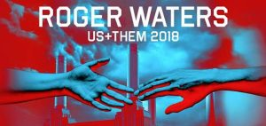 Roger Waters 2018 Us+Them Europa-Tour