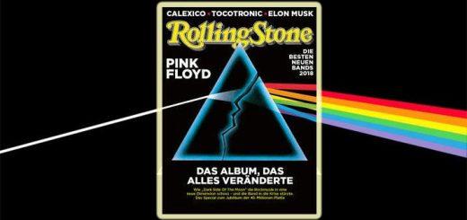Rolling Stone 2018 Pink Floyd