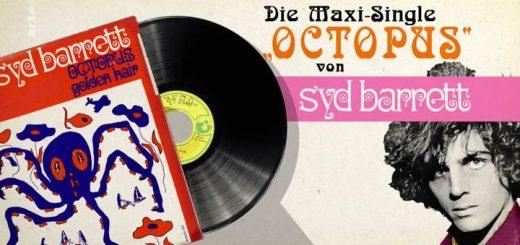 Syd Barrett Octopus Single