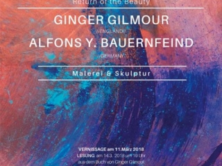 Ginger Gilmour Vernissage
