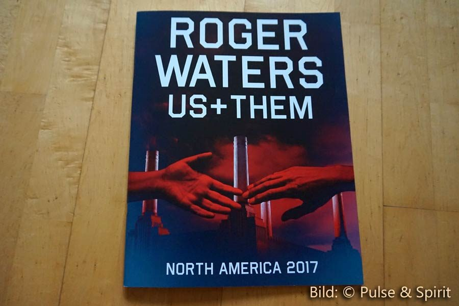 Roger Waters Tourprogramm: Nordamerika 2017