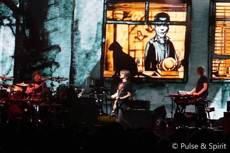 Steven Wilson 14.2.2018 Wien, Gasometer