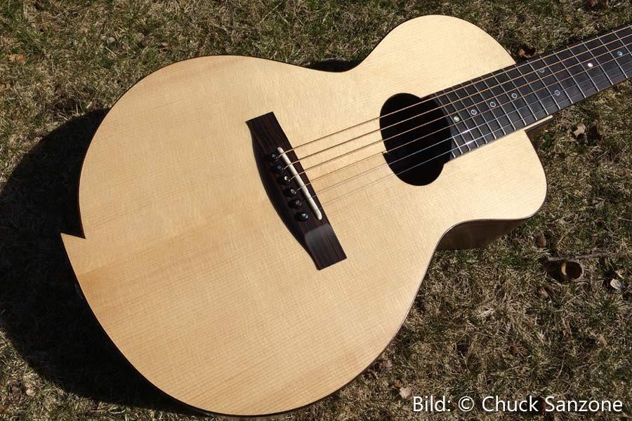Chuck Sanzone Guitar