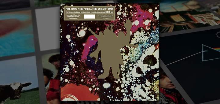 Pink Floyd Piper Mono-Mix