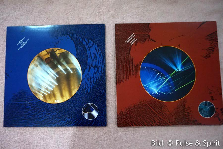 Pink Floyd Pulse Vinyl 4LP Box (1995)