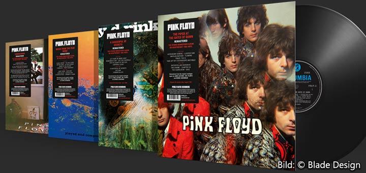 Pink Floyd Vinyl Reissues