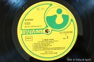 A Nice Pair, Label: EMI