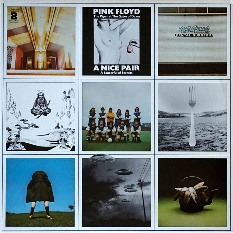 A Nice Pair US-Vinyl, © Pink Floyd Music Ltd