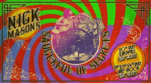 "Nick Mason ""Saucerful"" Shows"