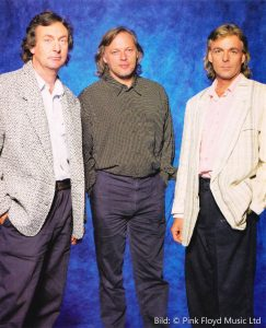 Pink Floyd 1987 Promofoto