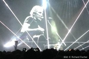 Roger Waters 18.4.2018 Prag O2 Arena
