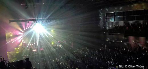 The Australian Pink Floyd Show 17.4.2018 Bielefeld Stadthalle