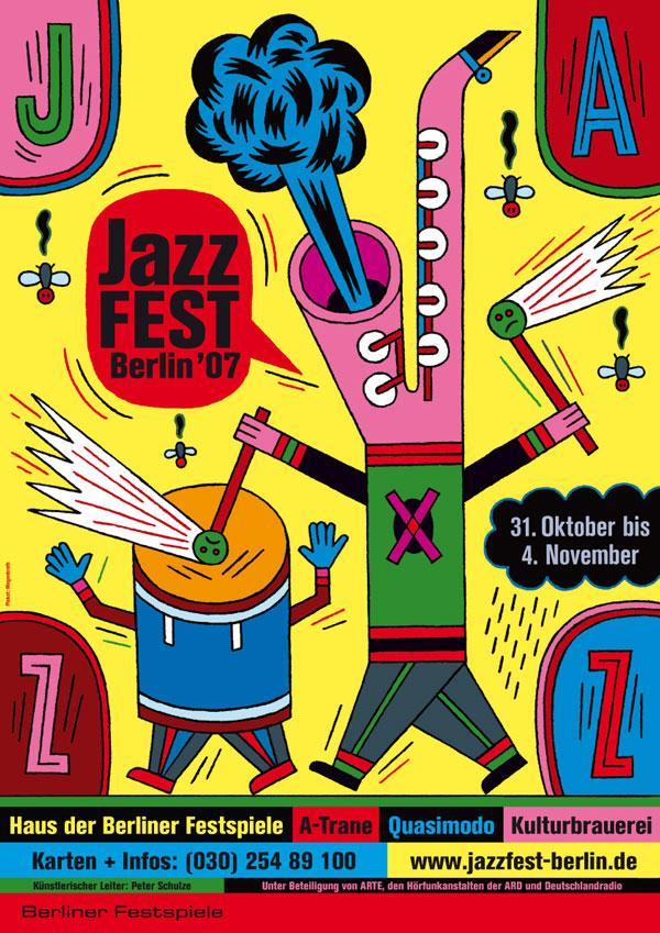 Nick Mason 2.11.2007 Berlin Jazzfest