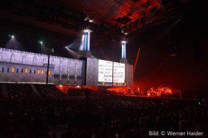 Roger Waters 16.5.2018 Wien Stadthalle