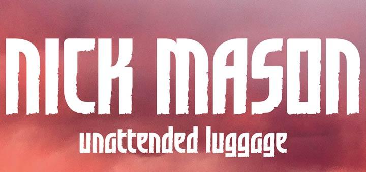 Nick Mason Unattended Luggage (Boxset)