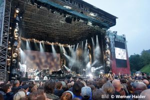Nick Cave & The Bad Seeds 28.6.2018 Clam Burgarena