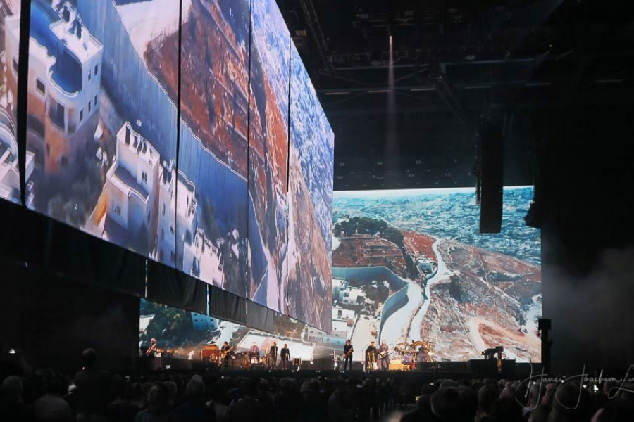 Roger Waters 2.6.2018 Berlin Mercedes-Benz Arena