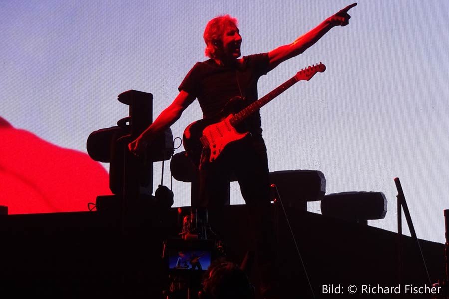 Roger Waters 2018 Zürich Hallenstadion