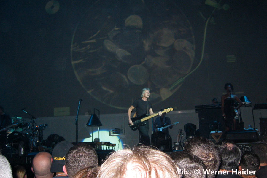 Roger Waters 24.6.2002 Dublin The Point