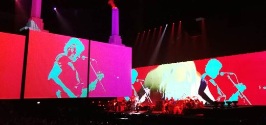 Roger Waters 4.6.2018 Mannheim