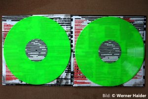Is This The Life We Really Want? Green Vinyl