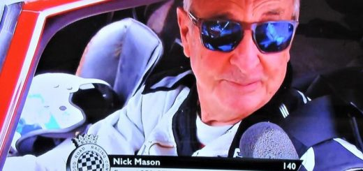 Nick Mason 13.7.2018 Goodwood