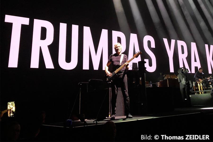 Roger Waters 26.8.2018 Kaunas