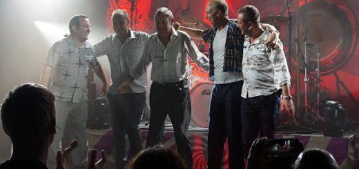 Nick Mason 6.9.2018 Amsterdam Theater Carre