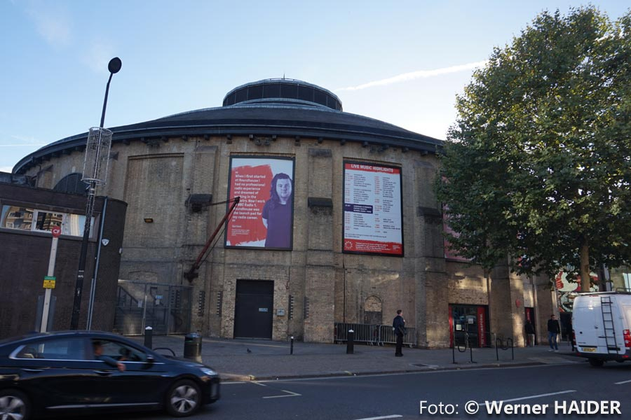 Nick Mason's Saucerful of Secrets 24.9.2018 London Roundhouse
