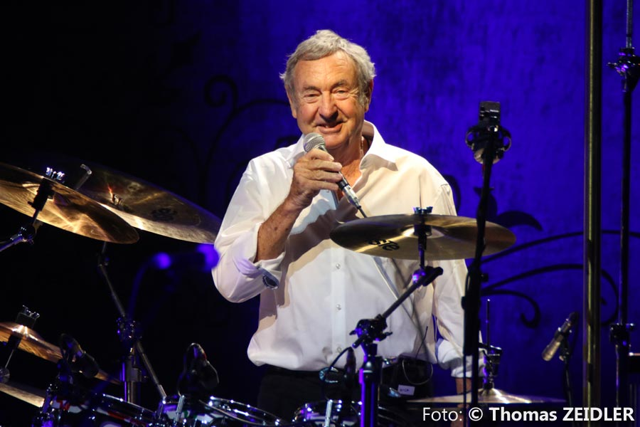 Nick Mason's Saucerful of Secrets 19.9.2018 Wien Stadthalle
