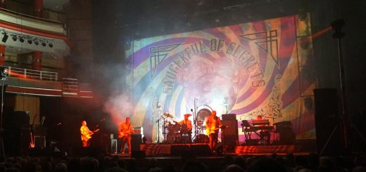 Nick Mason's Saucerful of Secrets 25.9.2018 Birmingham Symphony Hall