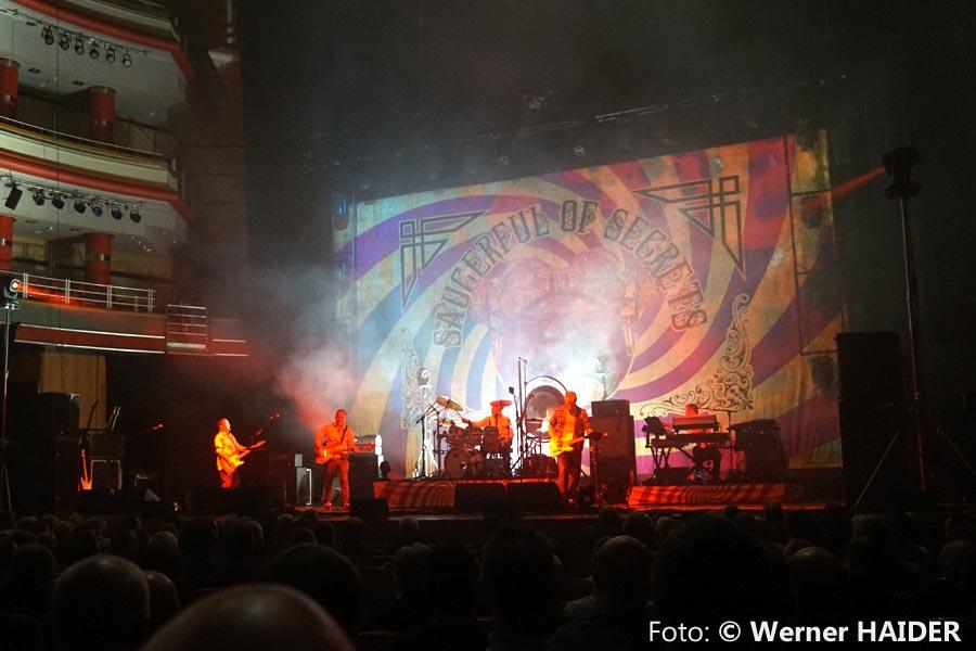 Nick Mason's Saucerful of Secrets 25.9.2018 Birmingham Symphony Hall