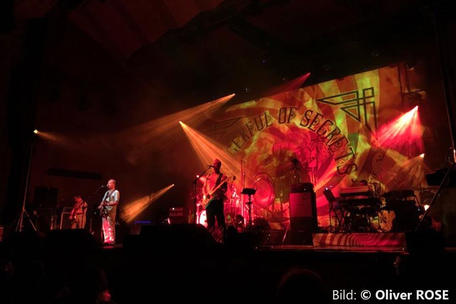 Nick Mason 15.9.2018 Stuttgart Liederhalle