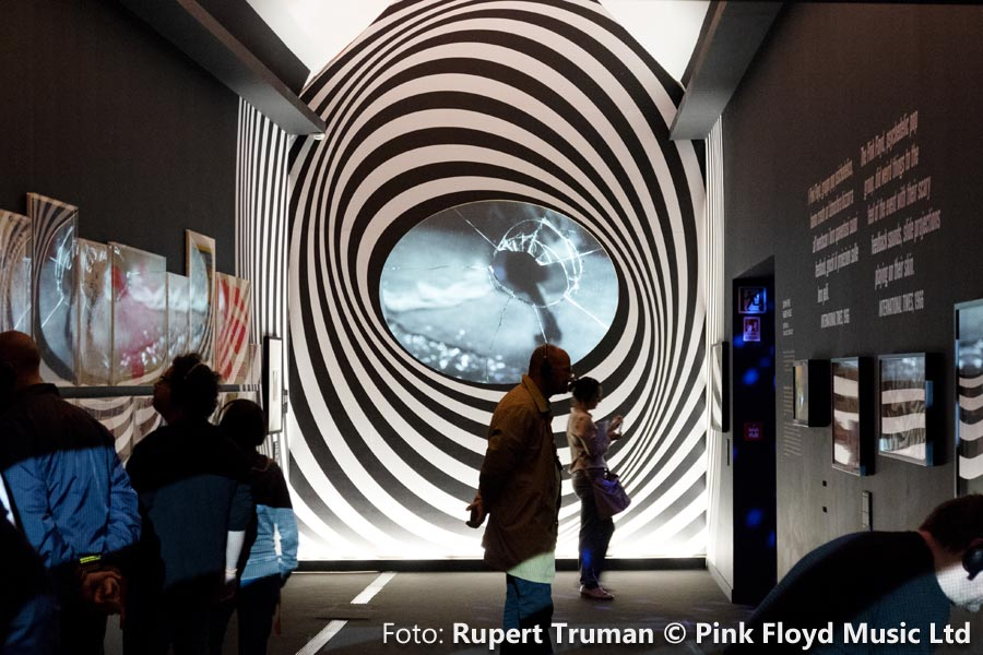 Pink Floyd Exhibition 2018