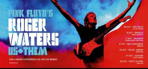 Roger Waters Brasilien 2018 Poster