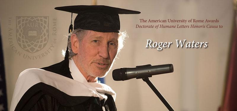 Roger Waters American University Rom