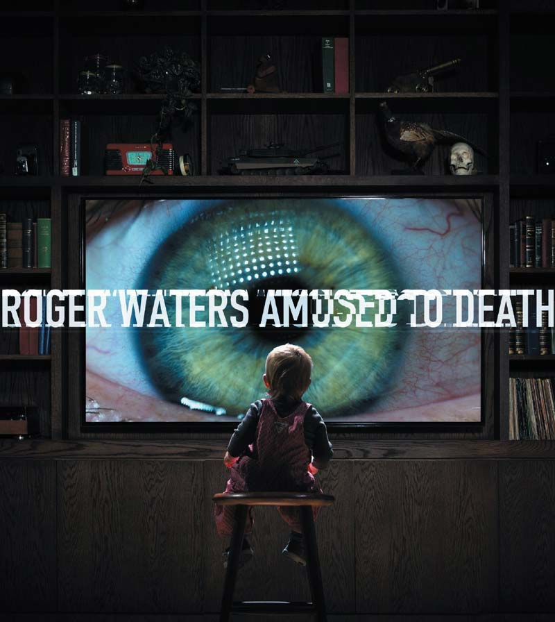 Roger Waters - Amused To Death Cover 2015
