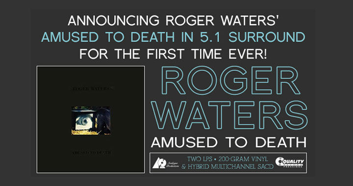 Roger Waters Amused To Death 5.1