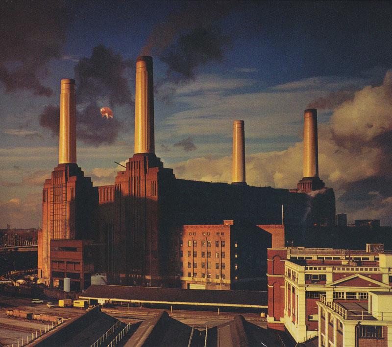 Pink Floyd Animals (1977)