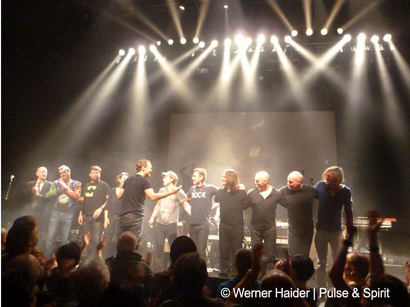 Best of Floyd 16.1.2015 Linz Posthof