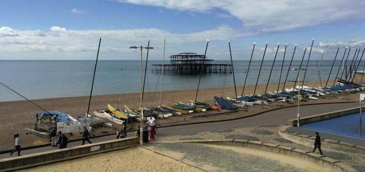Brighton, Pier