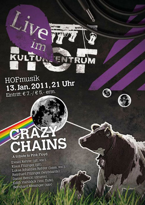 Crazy Chains 13.1.2011 Linz Hof