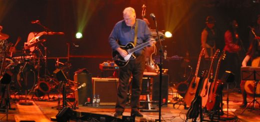 David Gilmour 18.1.2002 London Royal Festival Hall